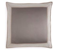 Hudson Park Luxe Greenwich Charcoal KING Pillow Sham - $89.09