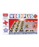 Funskool Word Plus Memory & Matching Game Players 2-4 Age 6+ - $22.00