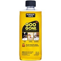 Goo Gone Original Liquid - 8 Ounce - Surface Safe Adhesive Remover Safel... - £9.41 GBP