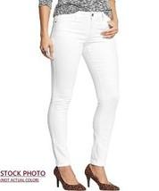 New Gap Women's Legging Skimmer Low Rise J EAN S White 8/29R Msrp $64.99 - $35.81