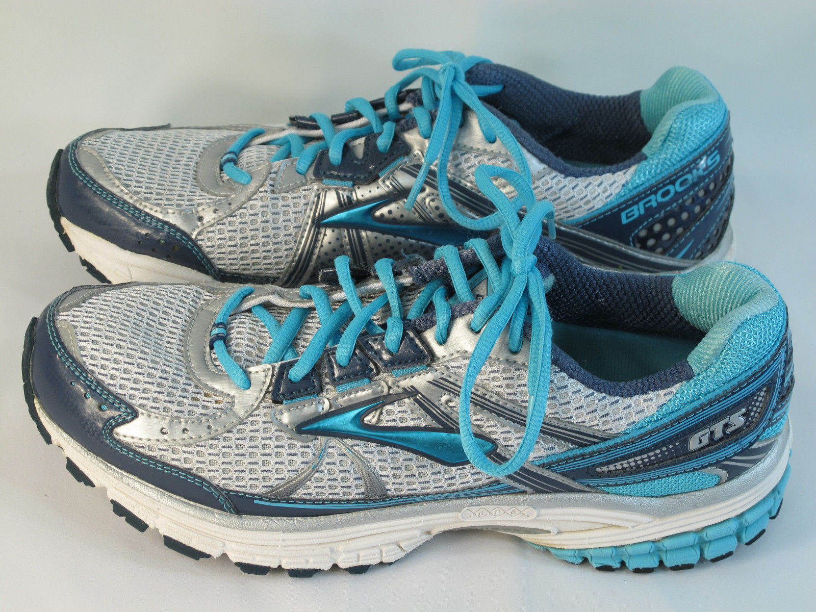 6722d690cbc Brooks Adrenaline GTS 13 Running Shoes Women s Size 11 (2A) US Excellent  Plus