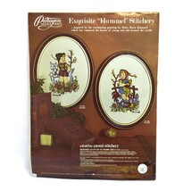 Paragon Needlecraft Exquisite Hummel Stitchery Embroidery Kit Farm Boy 0... - $9.87