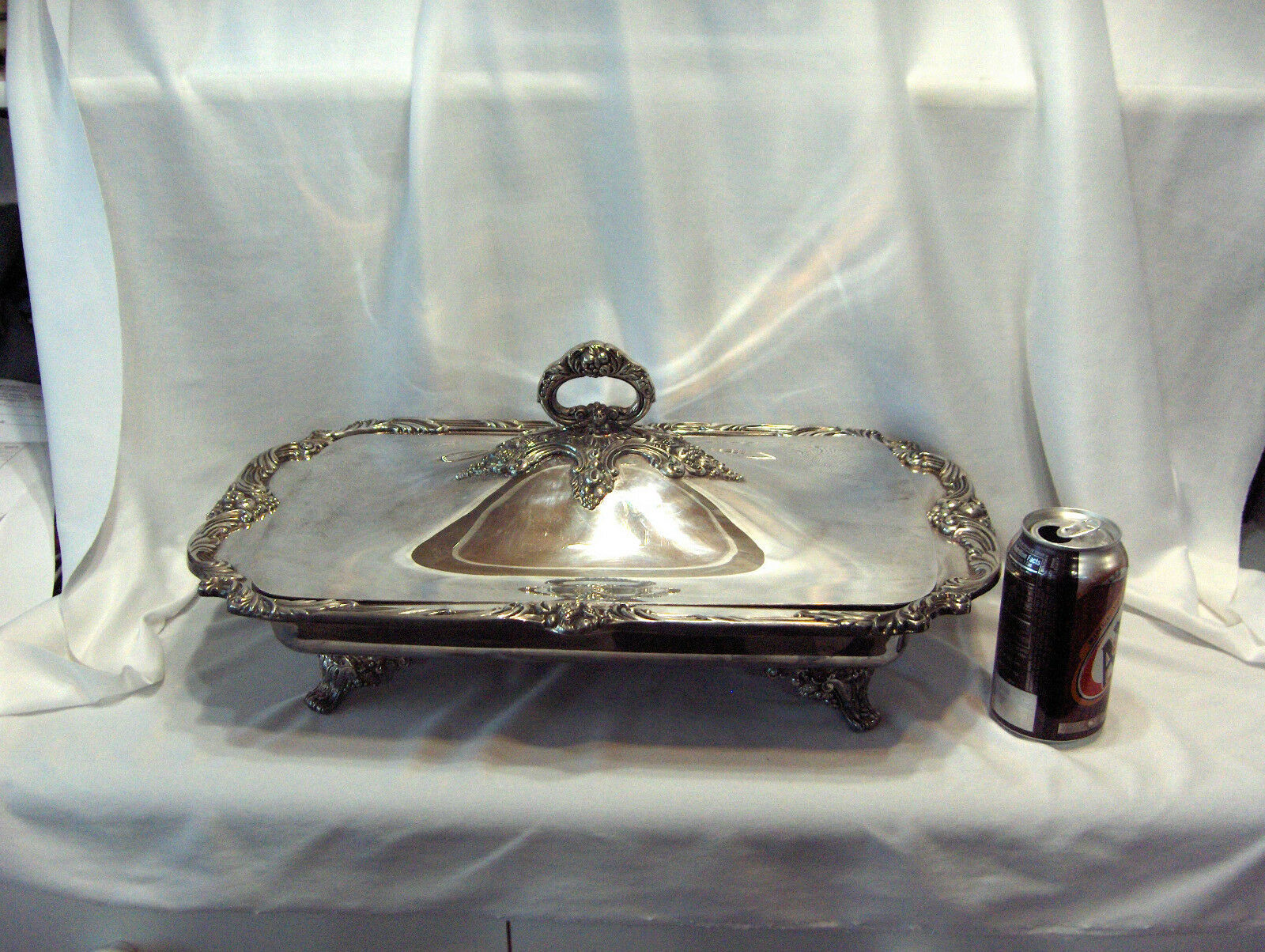"""Francis I by Reed /& Barton Old Sterling Silver Relish Scoop Custom Made 5 3//4/"""""""