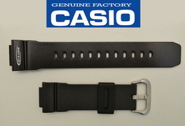 Genuine CASIO G-LIDE  WATCH BAND STRAP  BLACK GL-211 GL221 RUBBER RESIN - $23.70