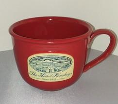 HERSHEY HOTEL MUG / Coffee / Small Soup Bowl / Hershey's / Deneen / Penn... - $29.69