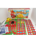 Vintage 1994 FRAIDY CATS Milton Bradley Rare 3D Board Game Working COMPLETE - $79.15