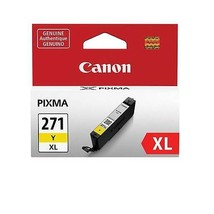 Canon 0339C001 CLI-271XL Yellow Ink Cartridge  for MG6820 MG6821 MG6822 ... - $32.62