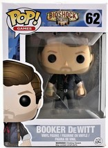 BioShock Infinite Booker DeWitt Pop! Vinyl Figure image 1