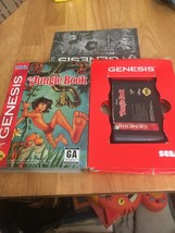 Sega Genesis Disney The Jungle Book, Complete CIB - $12.60