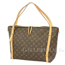 LOUIS VUITTON Tuileries Monogram M41207 Shoulder Bag Spain Authentic 531... - $1,170.45