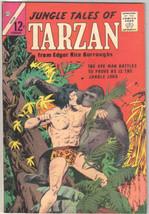 Jungle Tales of Tarzan Comic #2 Charlton Comics 1965 VERY FINE - $24.11
