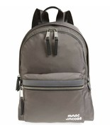 Marc Jacobs Backpack Trek Pack Large Gray NEW - $148.50