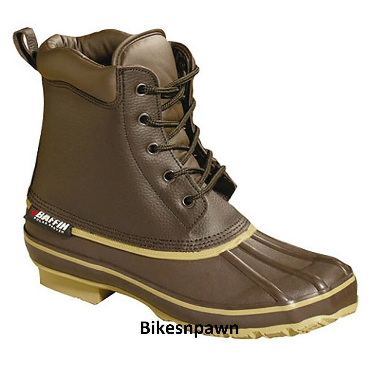 New Mens Size 8 Baffin Moose Waterproof All Season Boots Rated -0 F