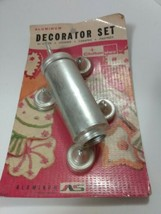Vintage CHILTON WARE Aluminum Decorator Set  Original Unopened Package - $19.80