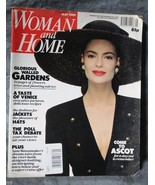 Woman and Home * May 1989 - $2.50