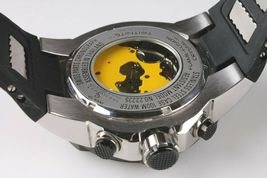 Invicta Men's Speedway 22235 Black & Stainless Steel Chronograph Watch NWOT image 8