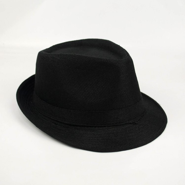 2018 brand new fashion floppy jazz hat pure men women s large brim caps england classic