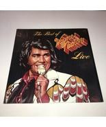 WAYNE NEWTON - THE BEST OF - LIVE - CHELSEA CHL-504 - LP Record - $9.99