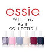New! Essie As If! Collection Fall 2017 Nail Polish, 100% Authentic, Set ... - $7.99