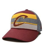 Cleveland Cavaliers Adidas M741Z NBA Basketball Team Logo Flex Fit Hat L/XL - $22.75