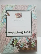 """Jigsaw Puzzle 400 pC. """"My Jigsaw Home""""  New Unopened England - $11.88"""