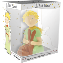 The Little Prince and the fox in boxset resin statue Plastoy