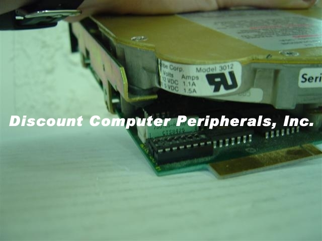 Primary image for 10MB 5.25IN HH MFM MINISCRIBE 3012 Free USA Ship Our Drives Work