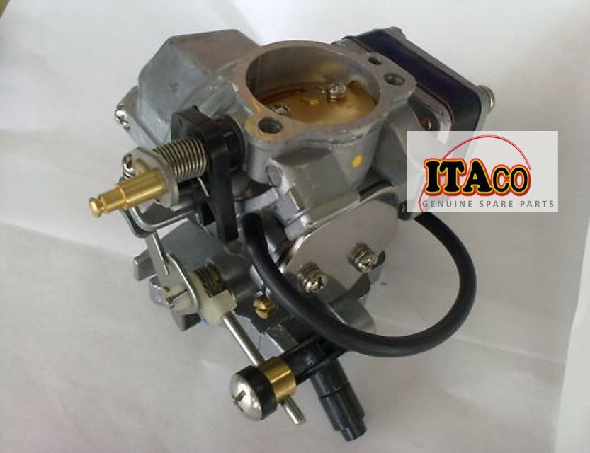Genuine OEM Carburetor Carb 6E7-14301-72 73 74 04 Yamaha Outboard 9.9HP 15HP 2T