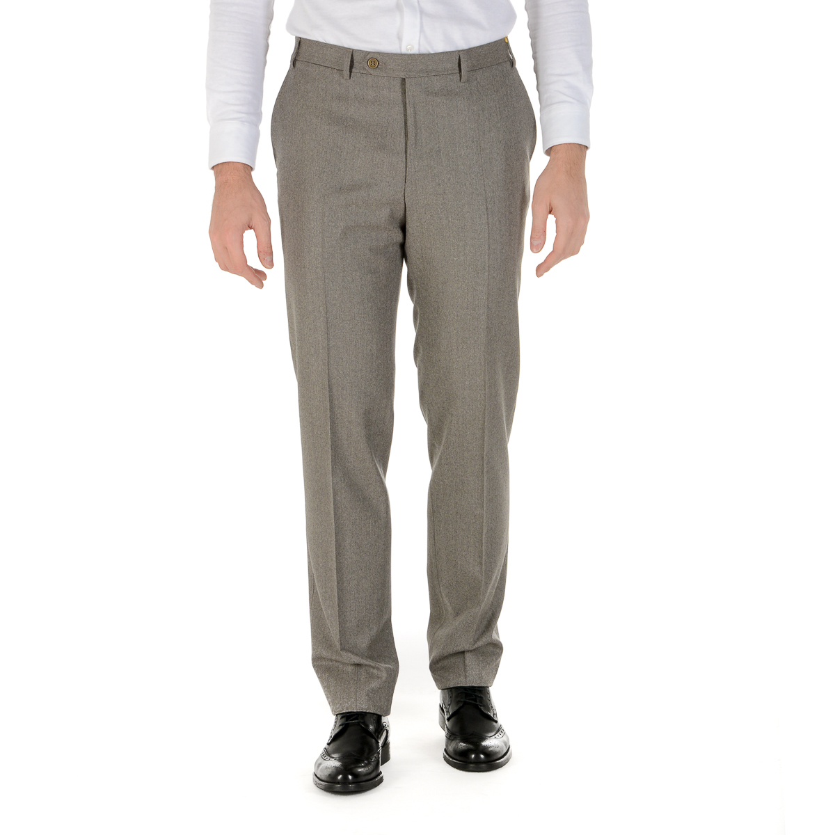 Primary image for Canali Mens Pants Grey