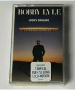 Bobby Lyle Cassette Ivory Dreams 1989 Atlantic Tape - $12.19