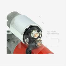 A-Team Performance Small Block Big Block 3.0 HP High Torque Starter, Red image 5