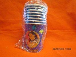 Pocahontas cups x8 morado - $18.66