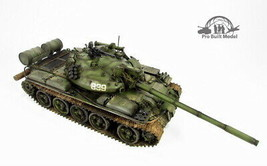 Russian Medium Tank T-55AM 1:35 Pro Built Model  - $242.55