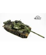 Russian Medium Tank T-55AM 1:35 Pro Built Model  - $242.55