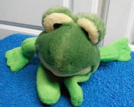 Mary Meyer Frog  Plush Finger Puppet VGC image 2