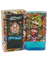 Ed Hardy Hearts & Daggers by Christian Audigier Eau De Toilette Spray 3.... - $16.30