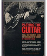 ORIGINAL Vintage 1963 Collier Quick Easy Guide to Playing the Guitar Boo... - $39.59