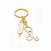 Doktor Medical Stethoscope Syringe Pendants Schlüsselband Nurse Medical... - $6.43+