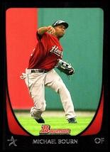 2011 Bowman #20 Michael Bourn NM-MT Houston Astros - $0.99
