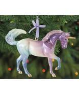 <>< COSMO   UNICORN ORNAMENT 2020 HOLIDAY COLLECTION  700654 Christmas - $17.41