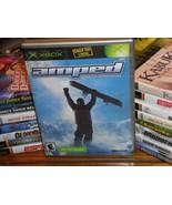 Amped: Freestyle Snowboarding (Microsoft Xbox, 2001) - $8.90