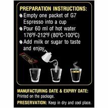 Trung Nguyen - G7 Instant Espresso Coffee – 1 Box of 15 Single Serve Sticks  image 4