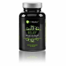 It Works Relief Support for Healthy Joint Function 60 tablets NEWFREE SH... - $42.99