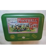 Parlor Football Game Vintage Game Series Metal Tin  USA - $6.92