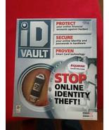 ID Vault Stop Online Identity Theft read description - $34.99