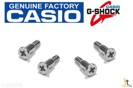 Casio 10223549 Original SS Bezel Screw 1H/5H/7H/11H QTY 4 GW-1700 GW-1701 - $29.00