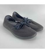 Allbirds Dark Gray Lace Up Wool Runner Sneaker womens 8 - $50.00