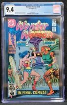 Wonder Woman #278 (DC, 1981) CGC 9.4 - $74.25