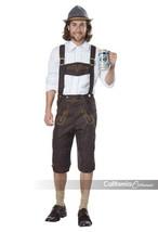 California Costumi Oktoberfest Ottobre Uomo Birra Adulto Halloween Costu... - $36.74
