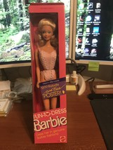 1988 Mattel Fun-To-Dress Barbie Doll #1372 NIB - $16.95